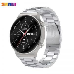 SKMEI New C12 Smart Watch Heart Rate Sleep Monitor Pedometer Multip Sports Mode Fitness Tracker Smartwatch Sport Smart Bracelet