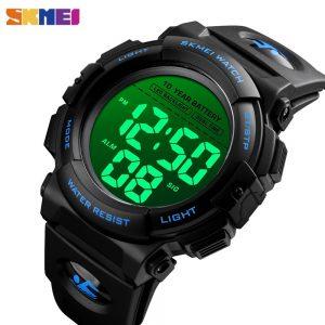 SKMEI 1562 Digital Wrist Watches Male Electronic Sport Clock